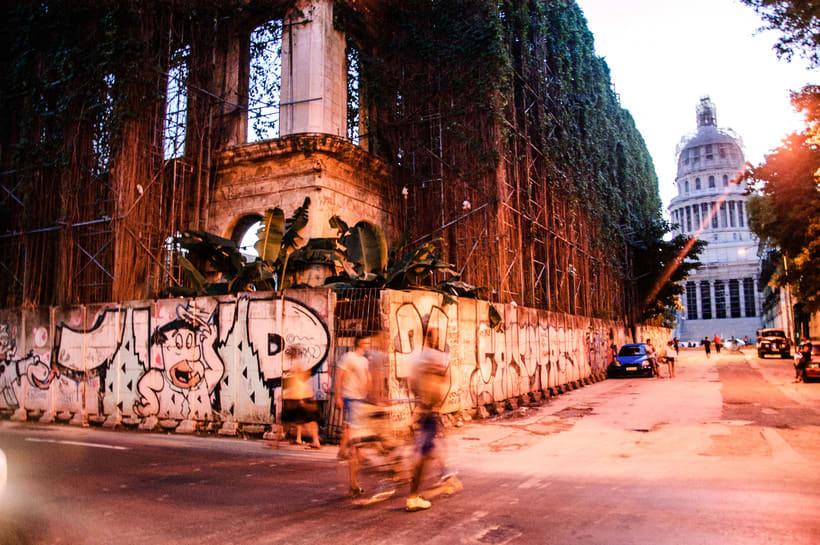 Las calles de la Habana vieja 7