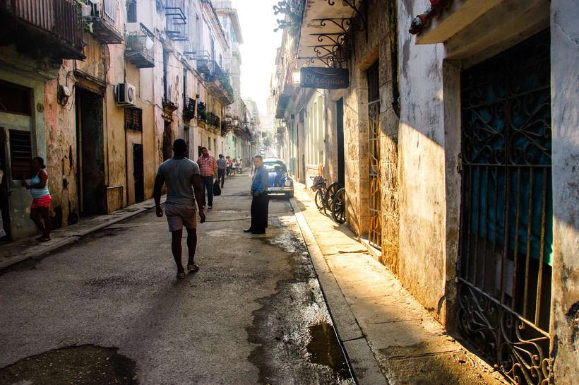 Las calles de la Habana vieja 8