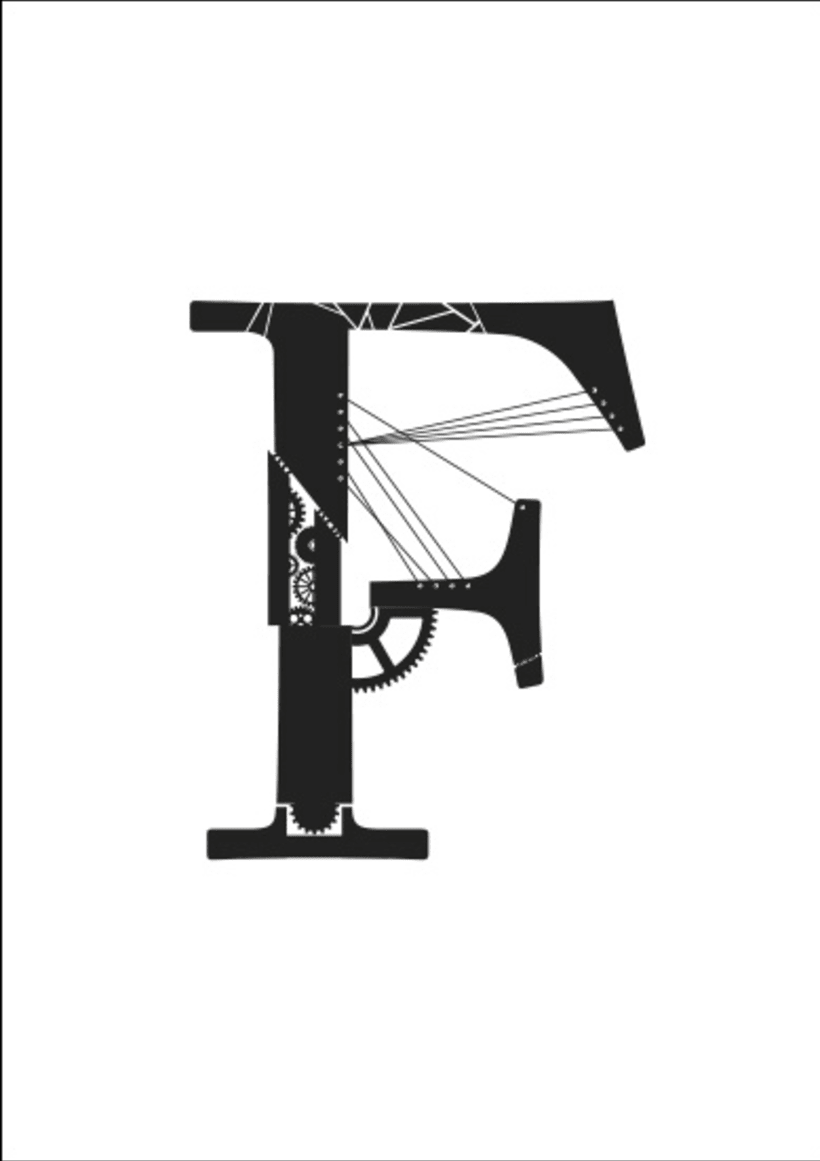 Maquetación e ilustración de libro - Frankenstein 2