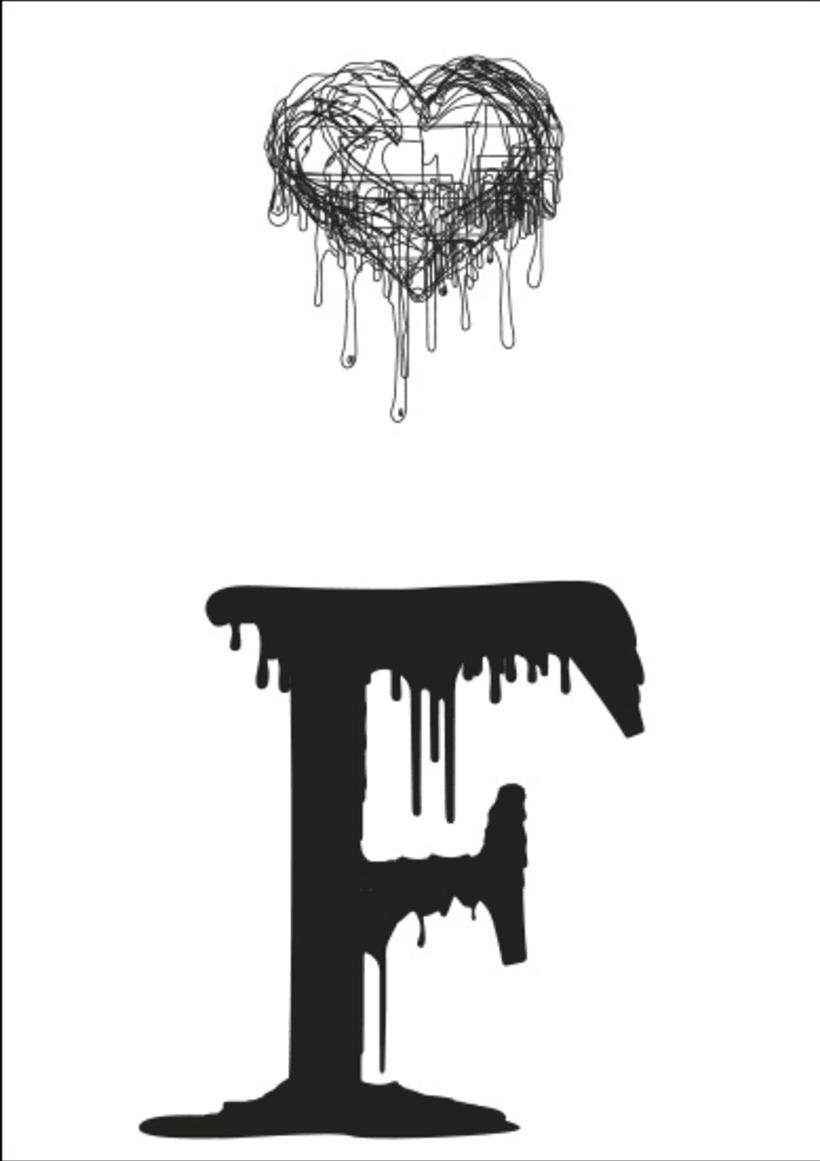Maquetación e ilustración de libro - Frankenstein 7