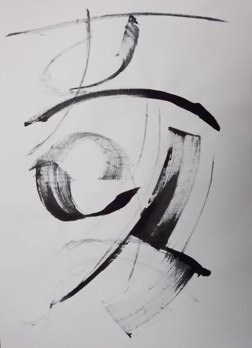 Caligrafía creativa 1