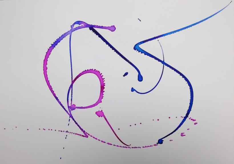 Caligrafía creativa 12