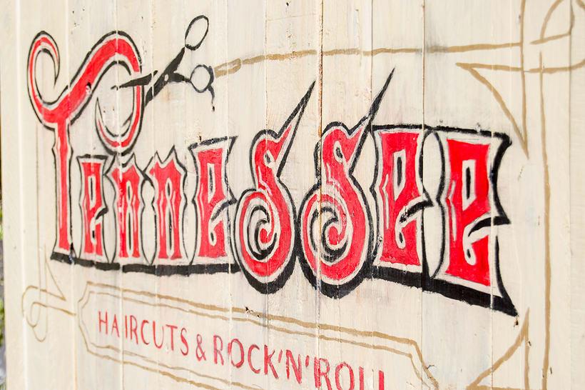 Tennessee Haircuts & Rock'n' Roll 1
