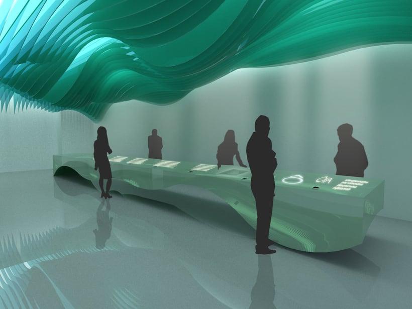 SUEZ (Grupo Agbar): Propuesta de diseño 1