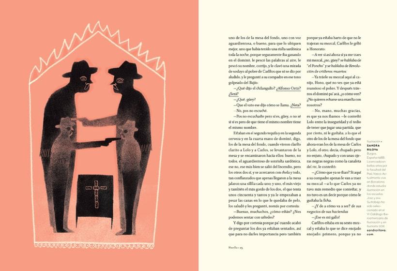 """Revista """"La peste"""" 1"""