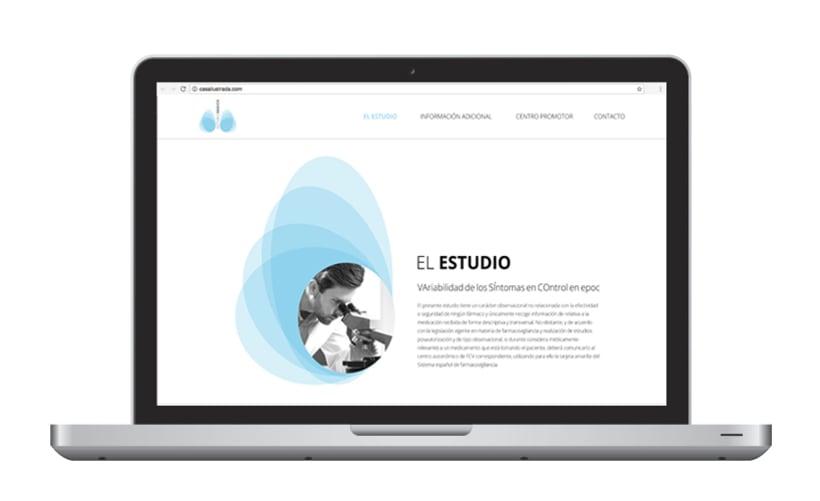 Web estudio médico 2