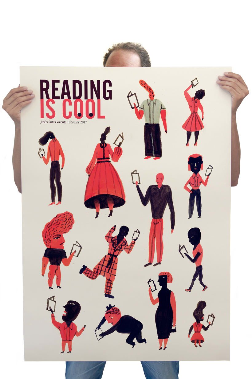 Reading is cool 13