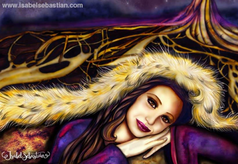 Diosa Mari mitología vasca 1