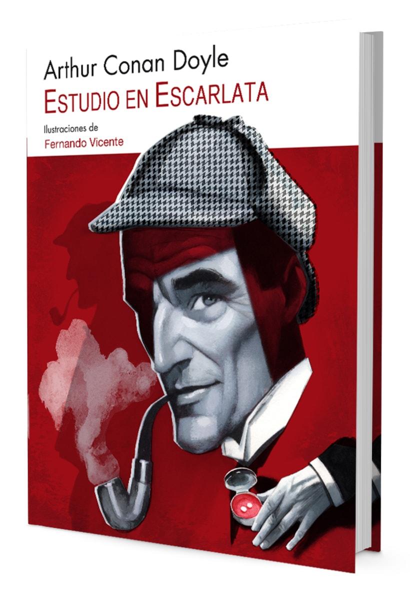 Exposición Clásicos Ilustrados Fernando Vicente 11