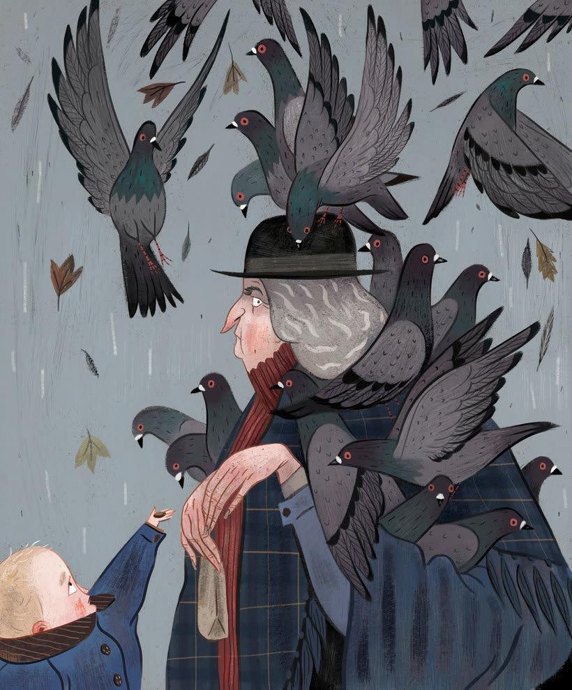 Júlia Sardá, una ilustradora con mucho cuento 4