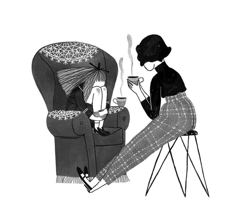 Júlia Sardá, una ilustradora con mucho cuento 9