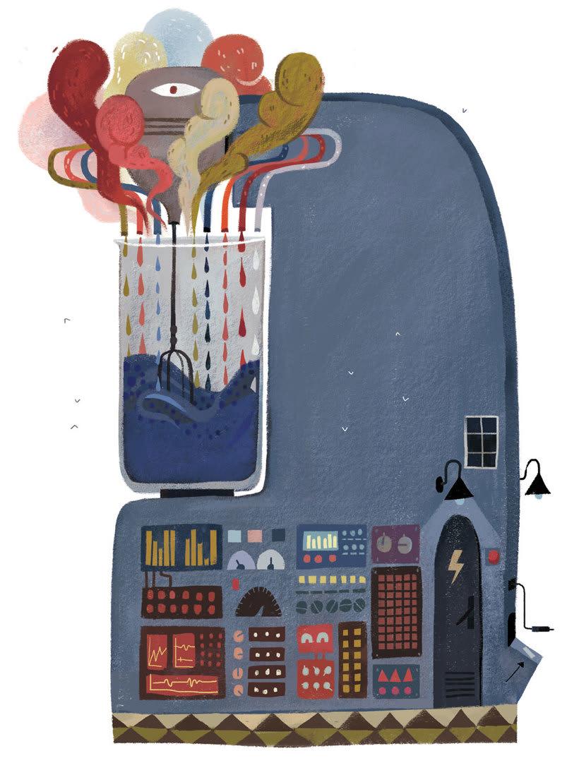 Júlia Sardá, una ilustradora con mucho cuento 10