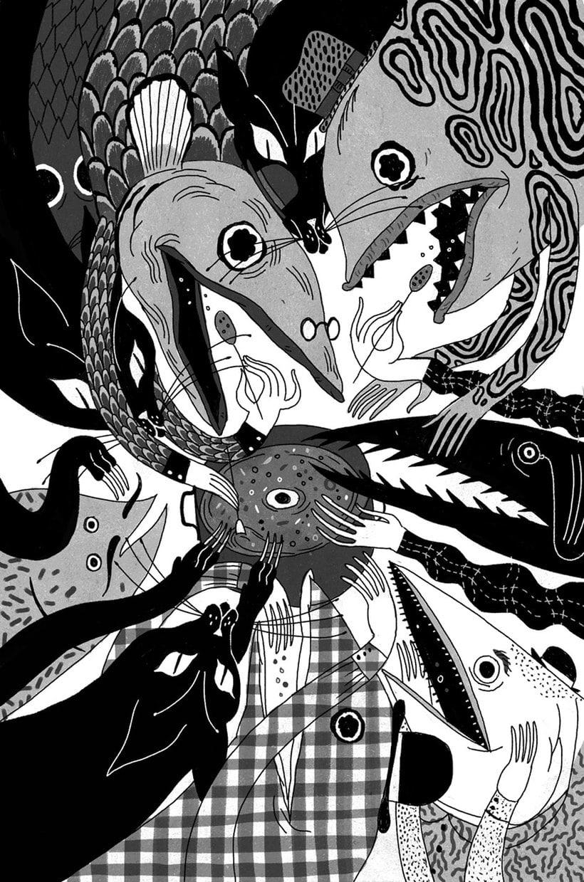 Júlia Sardá, una ilustradora con mucho cuento 12