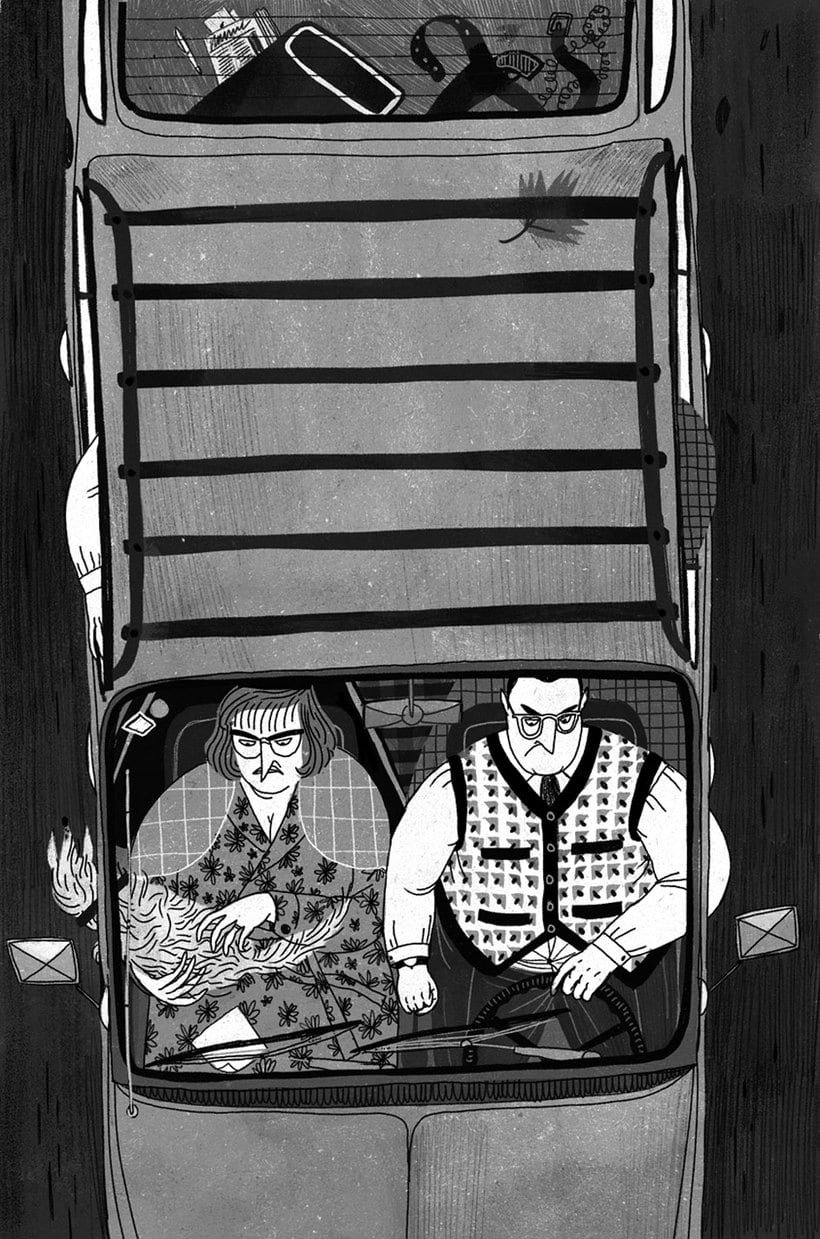 Júlia Sardá, una ilustradora con mucho cuento 16