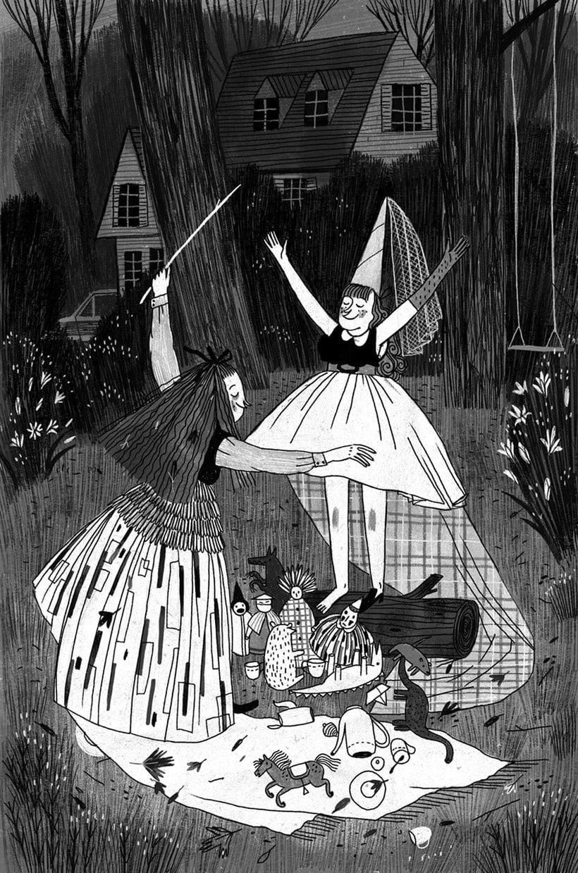 Júlia Sardá, una ilustradora con mucho cuento 20