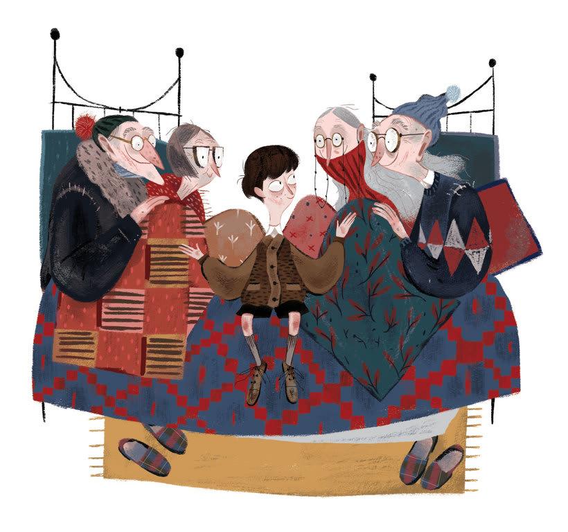 Júlia Sardá, una ilustradora con mucho cuento 21
