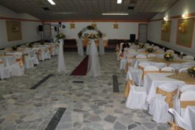 Salones de Recepción en Bogotá 8