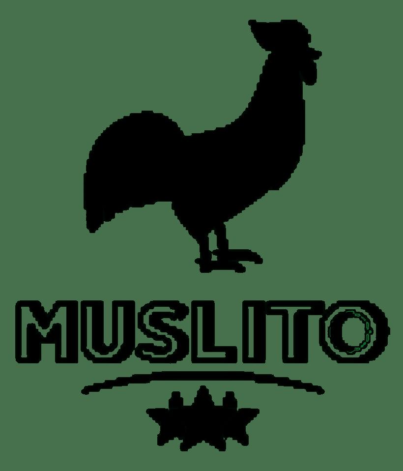 Identidad Corporativa marca MUSLITO 1