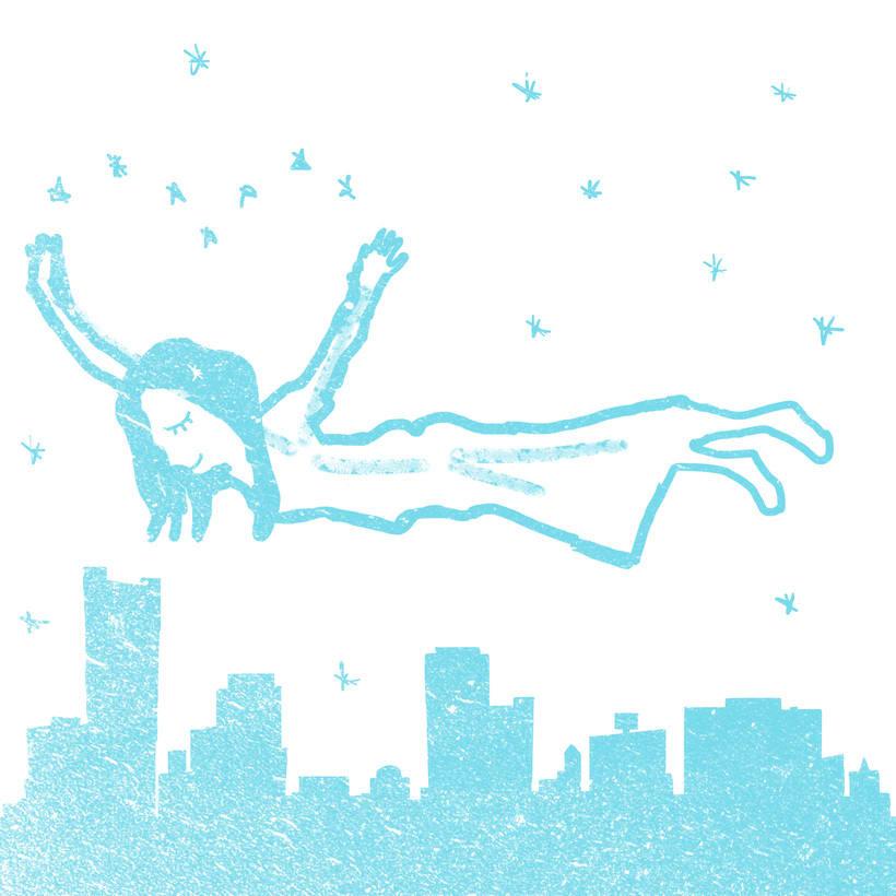 Mi Proyecto del curso: Ilustración original de tu puño y tableta. Stardust 1