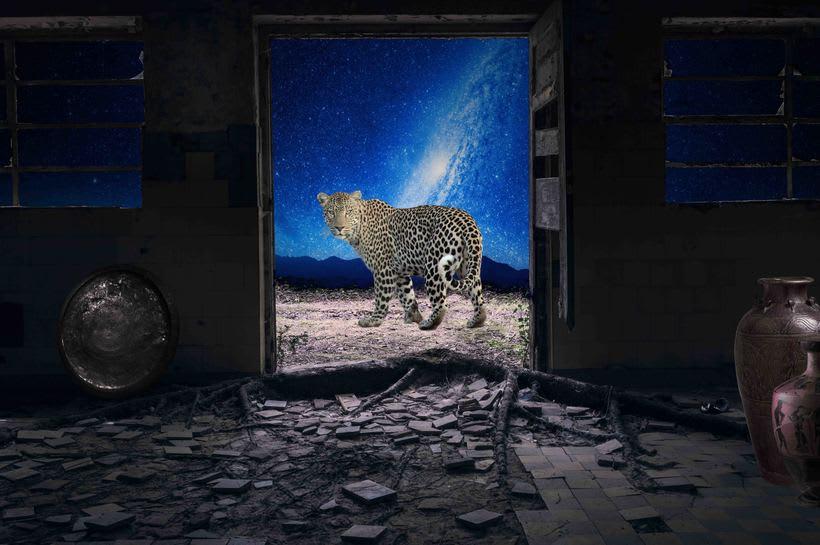 """Proyecto: Fotomontaje y retoque creativo, """"Orion"""" 2"""
