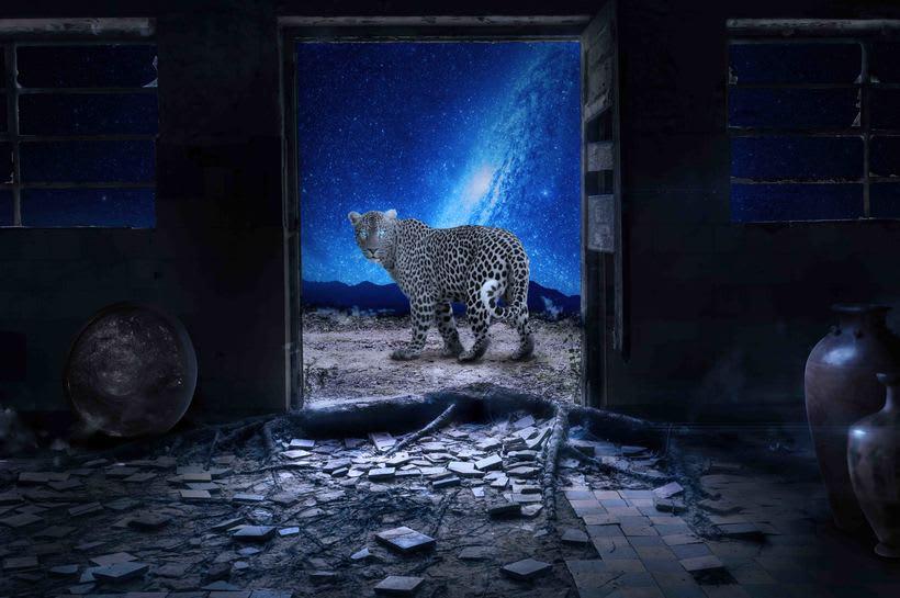 """Proyecto: Fotomontaje y retoque creativo, """"Orion"""" 3"""