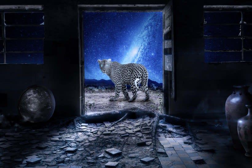 """Proyecto: Fotomontaje y retoque creativo, """"Orion"""" 4"""