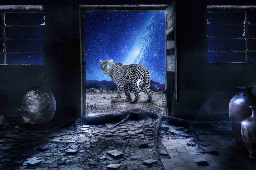 """Proyecto: Fotomontaje y retoque creativo, """"Orion"""" 5"""