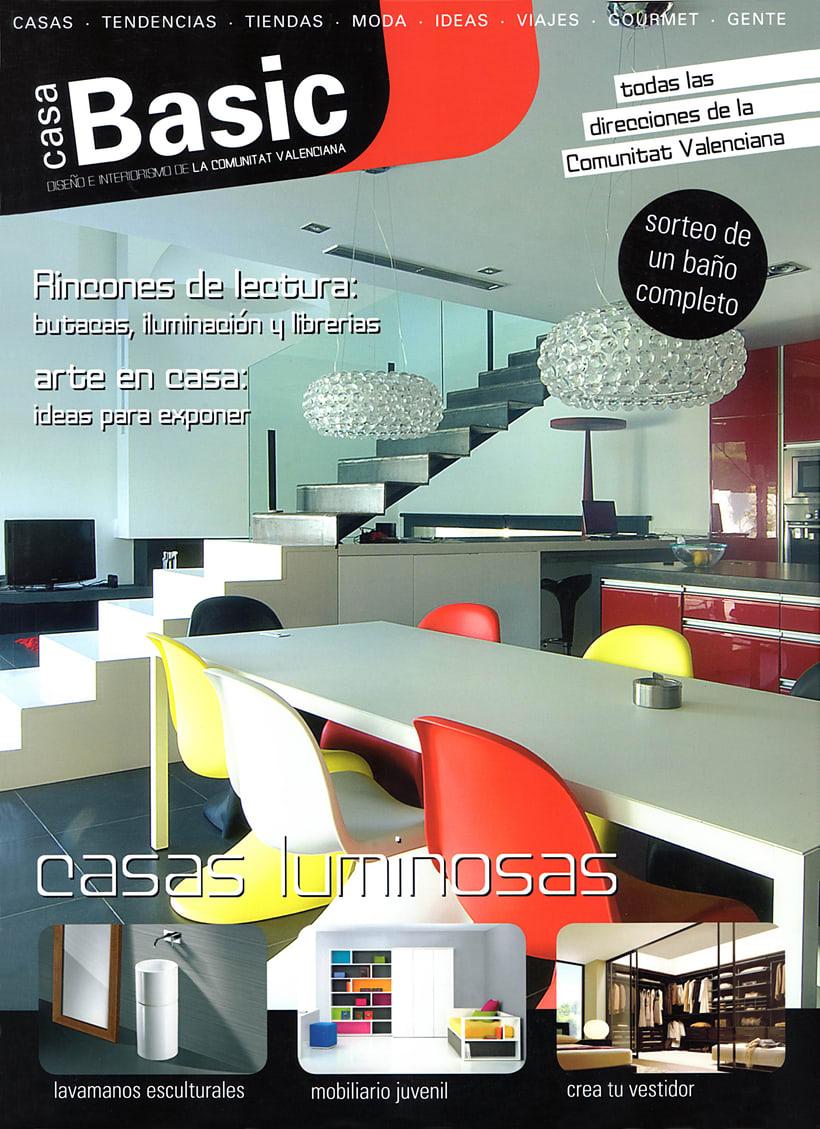 Casa Basic revista -1