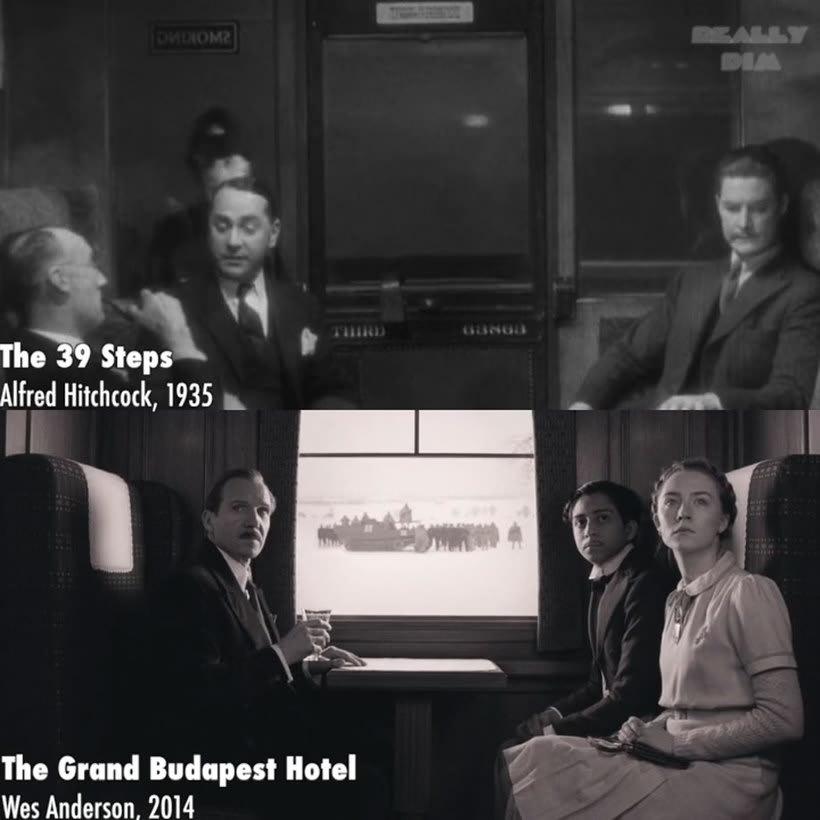 Las referencias cinematográficas de Wes Anderson 1