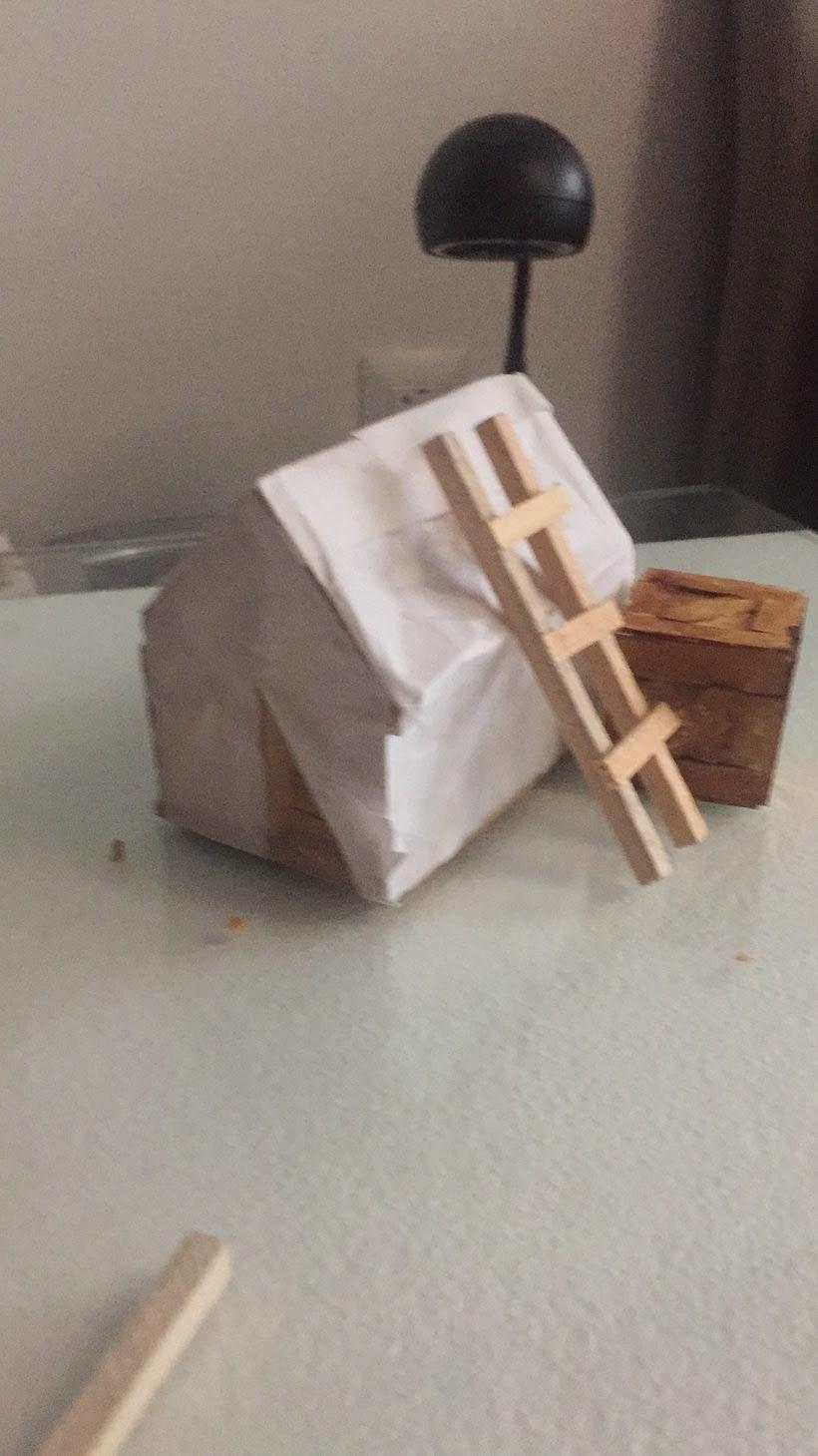 Mi Proyecto del curso: Fotografía creativa en estudio con modelos a escala 8