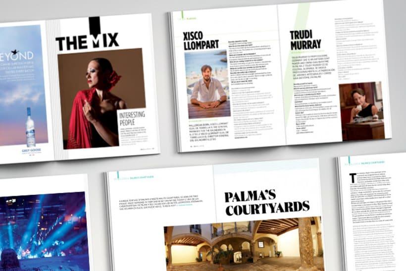 GCM / lifestyle magazine 1