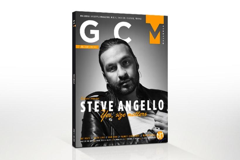 GCM / lifestyle magazine 0