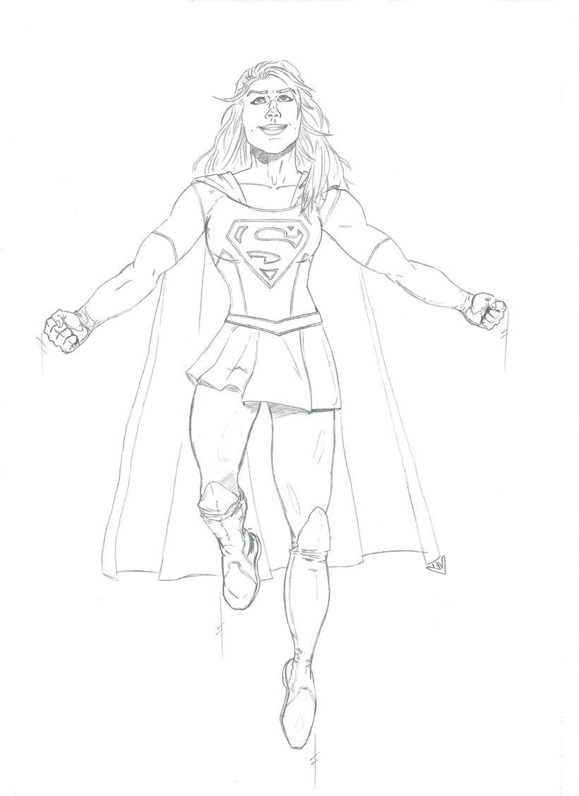 Supergirl -1