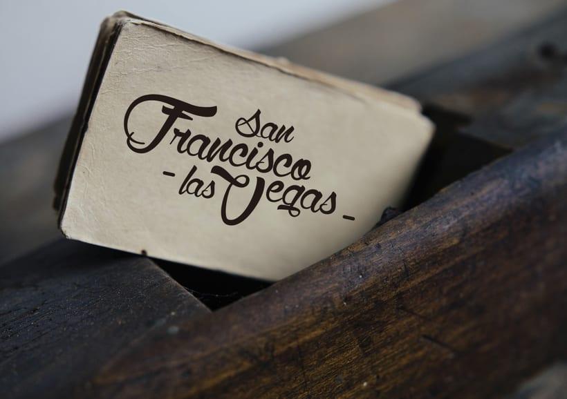 Imagen y logotipo de viaje combinado San Francisco - Las Vegas 1