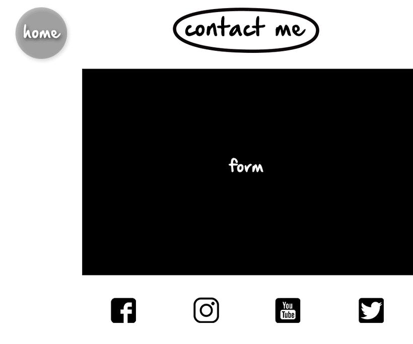 Diseño portfolio online 3