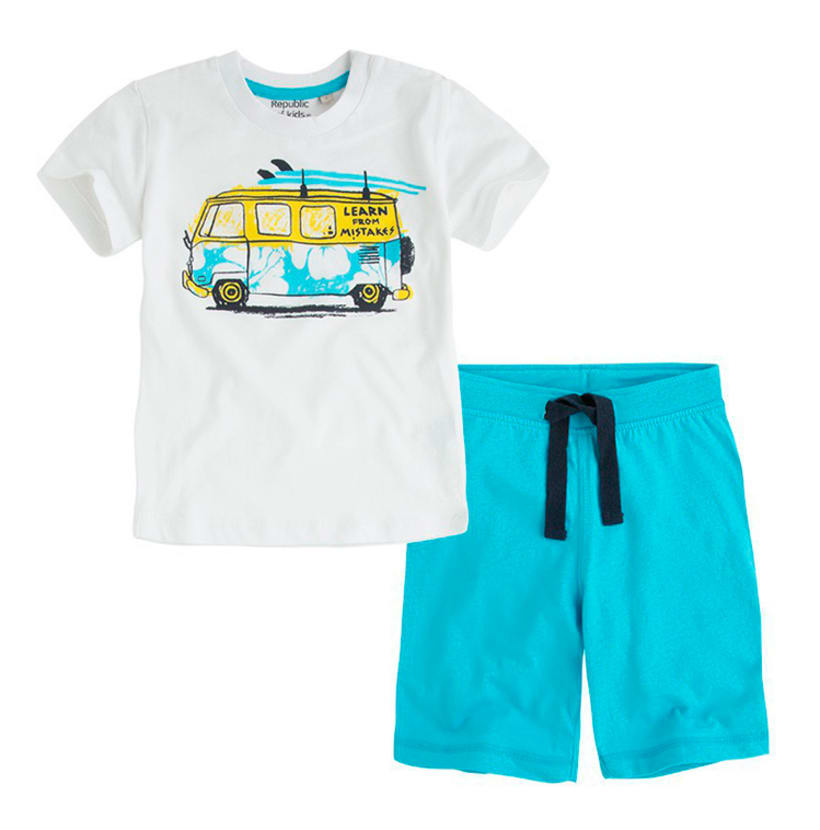 Posicional camiseta infantil 0