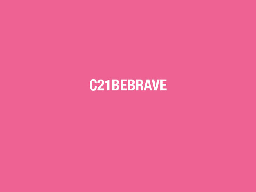 C21BEBRAVE POSTERS 0