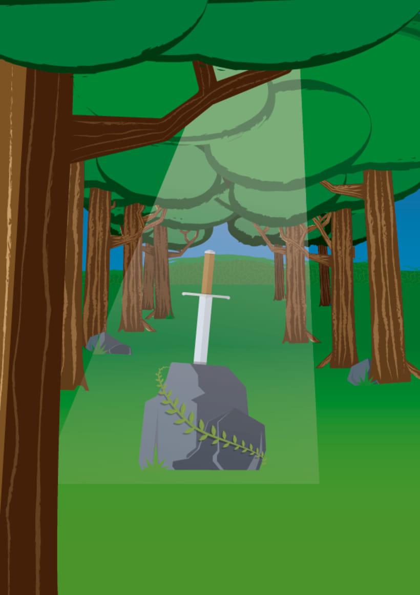 La Espada en la Piedra -1