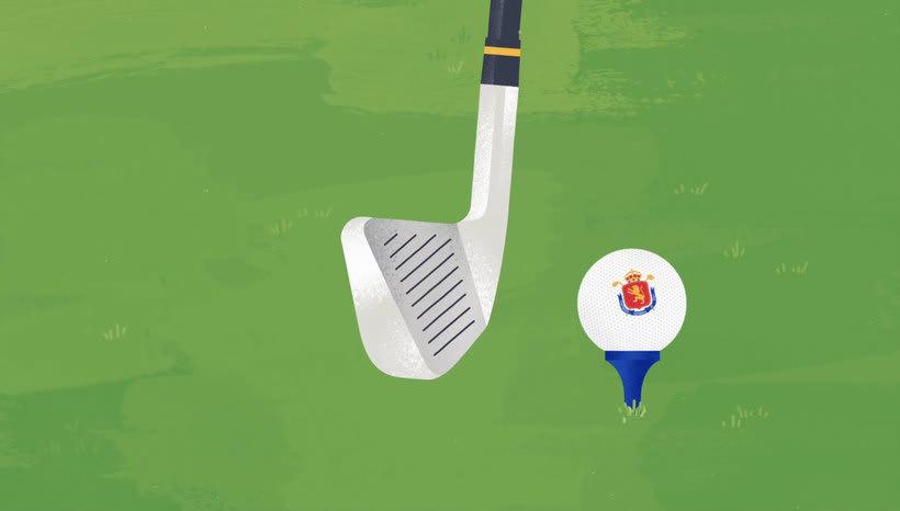 Centro Nacional de Golf / Motion 9
