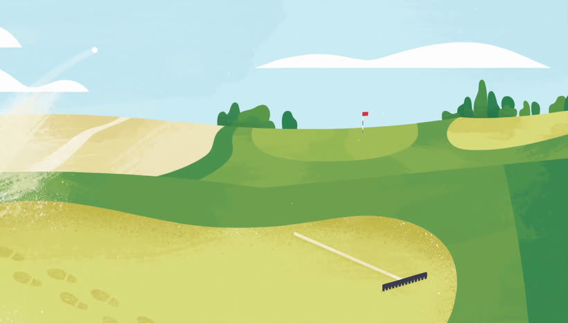 Centro Nacional de Golf / Motion 11