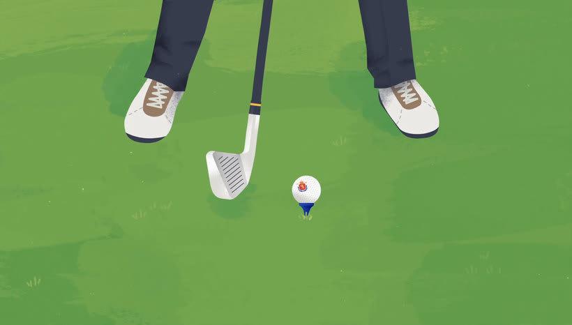 Centro Nacional de Golf / Motion 12
