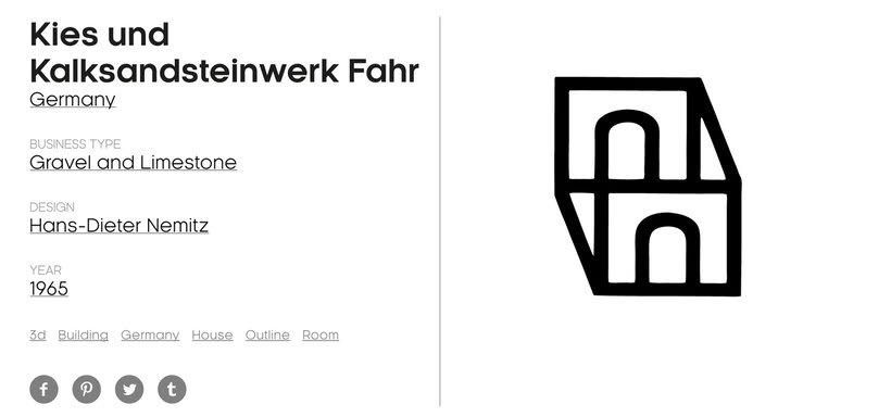 Logobook: una biblioteca con los mejores logotipos 6