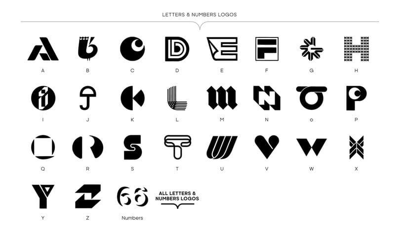 Logobook: una biblioteca con los mejores logotipos 5