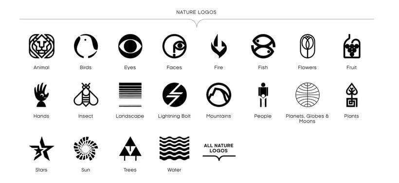 Logobook: una biblioteca con los mejores logotipos 7