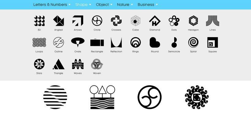 Logobook: una biblioteca con los mejores logotipos 8