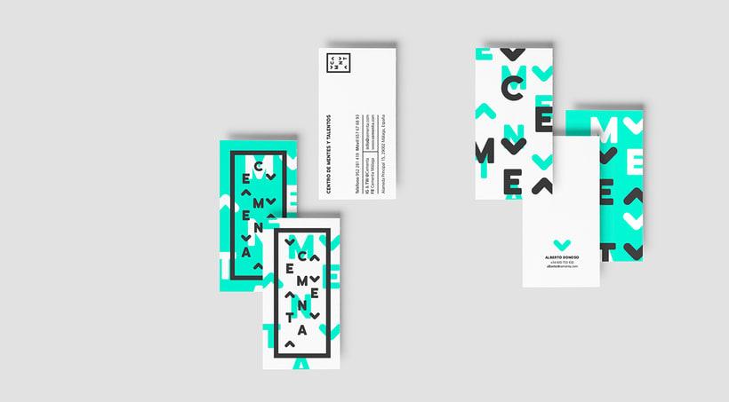 CEMENTA –Branding 3