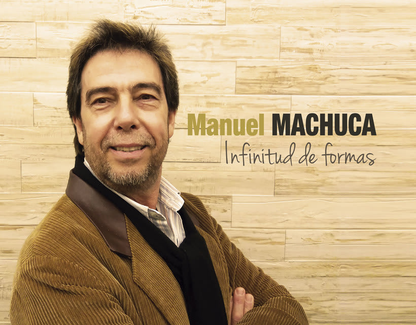 """Diseño discográfico """"Manuel Machuca"""" 3"""