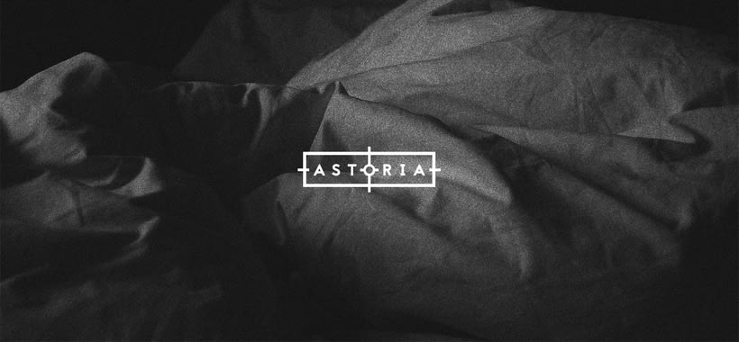 Astoria Hostel – Branding -1