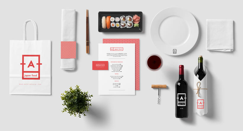 Astoria Hostel – Branding 9