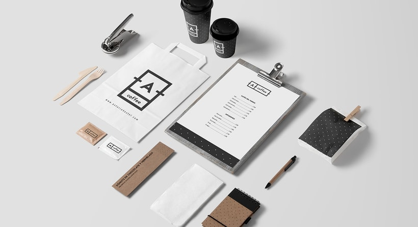 Astoria Hostel – Branding 12